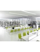 Escolar y bibliotecas