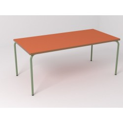 Mesa Escolar rectangular...